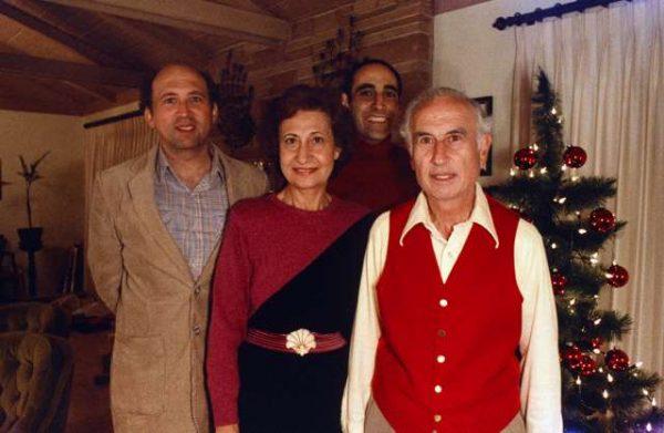 The Nasr Family - Circa 1988